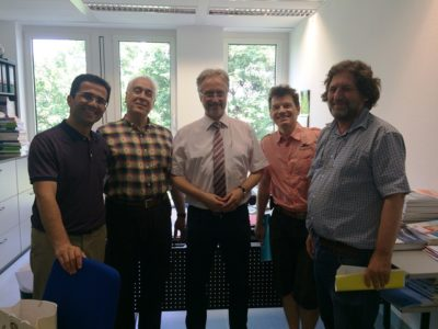 گزارش سفر بازدید از مرکز تحقیقات علوم اعصاب در آلمان