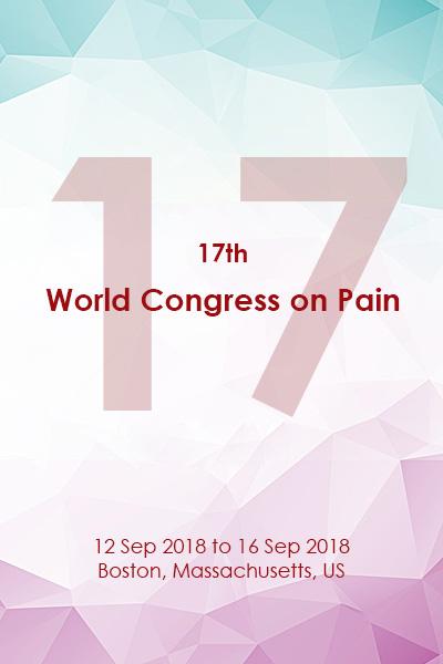 هفدهمین کنگره بین المللی درد