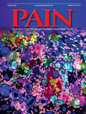 Current Issue of PAIN